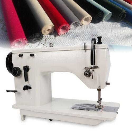 WALKING FOOT STRENGTH Heavy Duty Sewing Machine UPHOLSTERY LEATHER