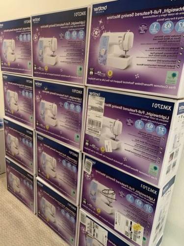 xm2701 27 stitch sewing machine free shipping