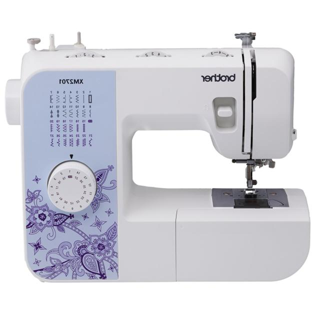 xm2701 full featured sewing machine with 27