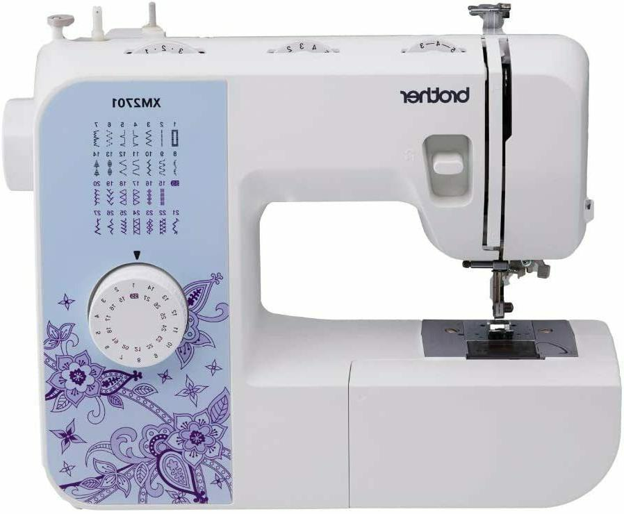 xm2701 sewing machine in hand 27 stitches