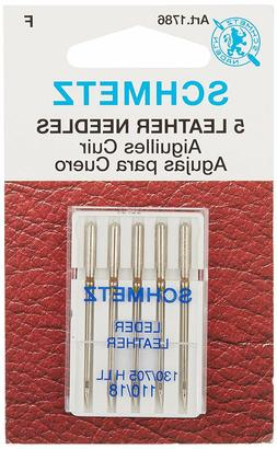 Schmetz Leather 110/18 Sewing Machine Needles