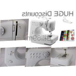 Lil' Sew & Sew LSS-505 Combo Mini Sewing Machine, Electrical
