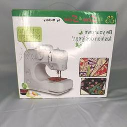 Michley LSS-505 Electronic Sewing Machine by Tivax - White N