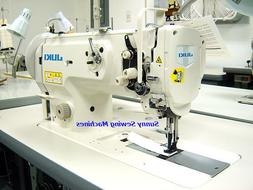 JUKI LU-1508N Leather Walking Foot Sewing Machine - Assemble