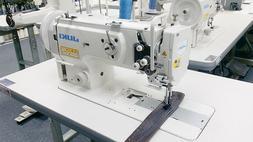 JUKI LU-1508N Leather & Upholstery Walking Foot Sewing Machi