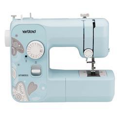 Brother LX3817A 17-Stitch Full-Size Sewing Machine, Aqua