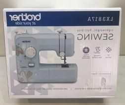 Brother LX3817A, 17-Stitches, Full-size Lightweight Sewing M