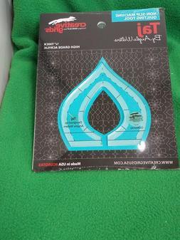 Creative Grids Machine Quilting Tool - Taj cgrQTA5