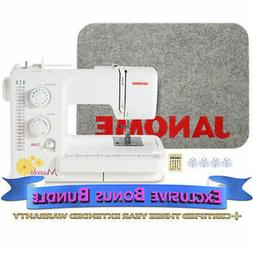 Janome Magnolia 7318 - Sewing Machine with Exclusive Bonus B
