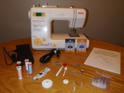 Magnolia 7330 JANOME Sewing Machine -NEW IN BOX-AUTHORIZED D