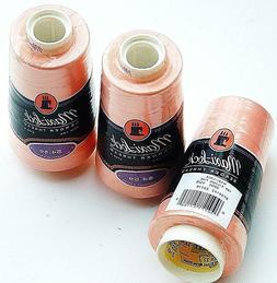 Maxi-Lock Cone Thread 3000 Yards-Salmon Pink