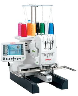 Janome MB4S Home Use 4 Needle Embroidery Machine
