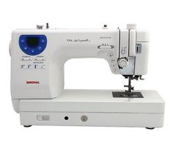 Janome MC-6300P Prof. Heavy-Duty Quilting Sewing Machine w/
