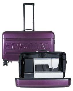 Janome MC15000 MC 15000 MC12000 MC 12000 Hard Roller Case Tr