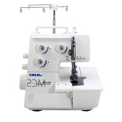 Juki MCS-1500 Cover & Chain Stitch Sewing Machine W/Free Bon