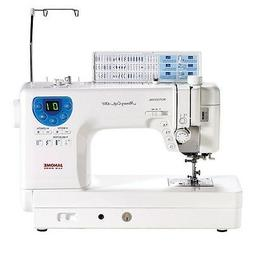 Janome Memory Craft 6300P Computerized Sewing Machine With F