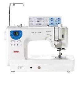 Janome Memory Craft 6300P Sewing Machine w/bonus kit