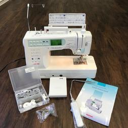 Janome Memory Craft 6600P Professional Computerized Sewing M