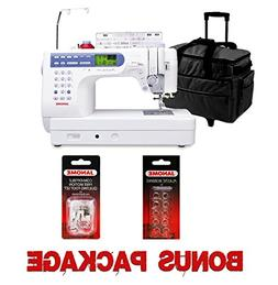 Janome Memory Craft 6500P Sewing Machine With Exclusive Bonu