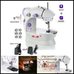 Mini Desktop Automatic Thread Sewing Machine Double Speed Co