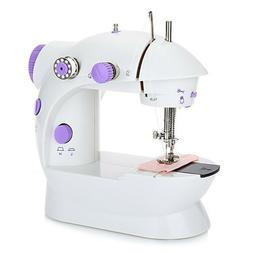 Mini Desktop Electric Sewing Machine Household Portable Tail