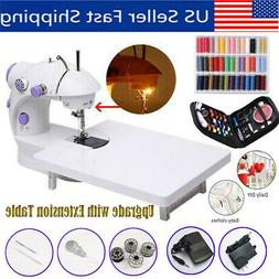Mini Desktop Electric Sewing Machine Household Tailor Foot P
