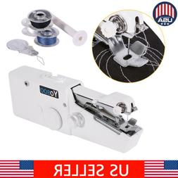 Mini Electric Tailor Stitch Handheld Sewing Machine Portable