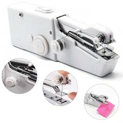 Mini Handheld Sewing Machine Embroidery Machine Sewing Kits
