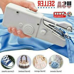 Mini Portable Hand-held Sewing Machine Electric Tailor Stitc