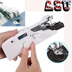 Mini Portable Smart Electric Tailor Stitch Handheld Sewing M