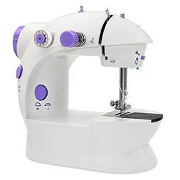 Mini Sewing Machine, HIPPIH Portable Electric Sewing Machine
