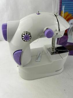 Varmax Mini Sewing Machine Electrical with Foot Pedal, Bobbi