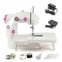 NEX Mini Sewing Machine, Portable Electric Adjustable 2-Spee