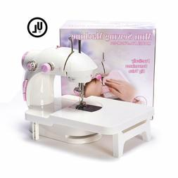 Mini Sewing Machine with Extension Table dilib Double Speed