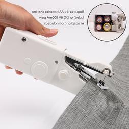 Mini Singer Stitch Portable Cordles Electric Handheld Sewing