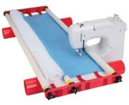 Flynn Multi-Frame Quilting System Home Sewing Machine Tool H