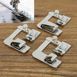 Multi Function Domestic Sewing Machine Presser Foot Feet Acc