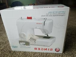 New Singer 1507 Easy-to-Use Free-Arm Sewing Machine with Can