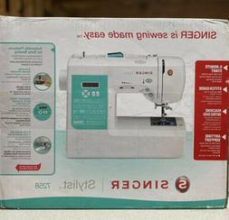 ✅ NEW SINGER 7258 Sewing Machine Computerized 100 Stitch I