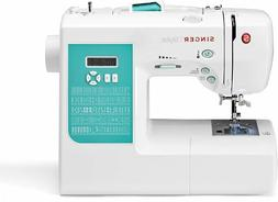 Singer 7258 Stylist Computerized Sewing Machine 100 Stitches