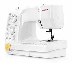 New Janome 7318 Magnolia Electronic Sewing Machine 18 Stitch