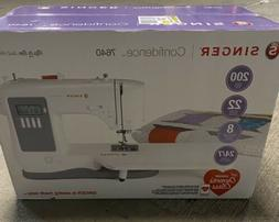 NEW Singer Confidence Model 7640 200 Stitch Sewing Machine I