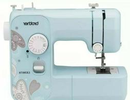 NEW Brother Full-Size Sewing Machine 17 Stitch LX3817A Turqu
