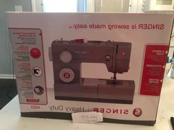 NEW SINGER Heavy Duty 4423 Sewing Machine - IN HAND AND READ