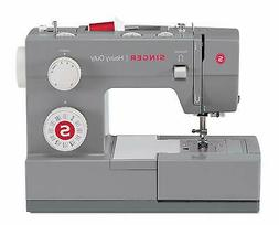 New Singer Heavy Duty Sewing Machine Industrial Portable Lea
