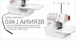 NEW! Bernina L 460 Serger Overlock Sewing Machine