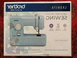 new lx3817a 17 stitch full size sewing