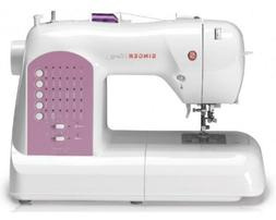 NEW Singer Sewing Machine CURVY 8763 Automatic Needle Thread