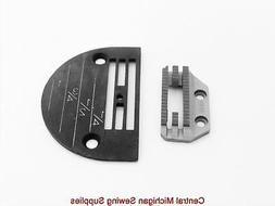 new sewing machine model 31 needle plate