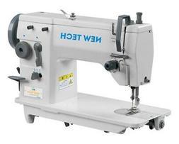 NEW TECH 20U83 Industrial ZigZag Sewing Machine complete set